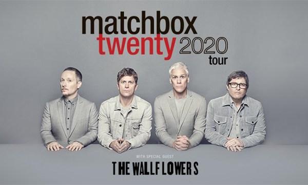 Matchbox 20 coming to Bridgestone