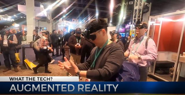 What the Tech? Augmented reality