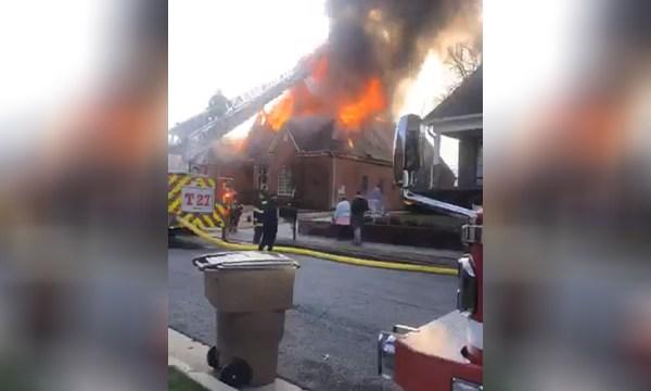Stonegate fire