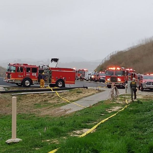 Fatal helicopter crash