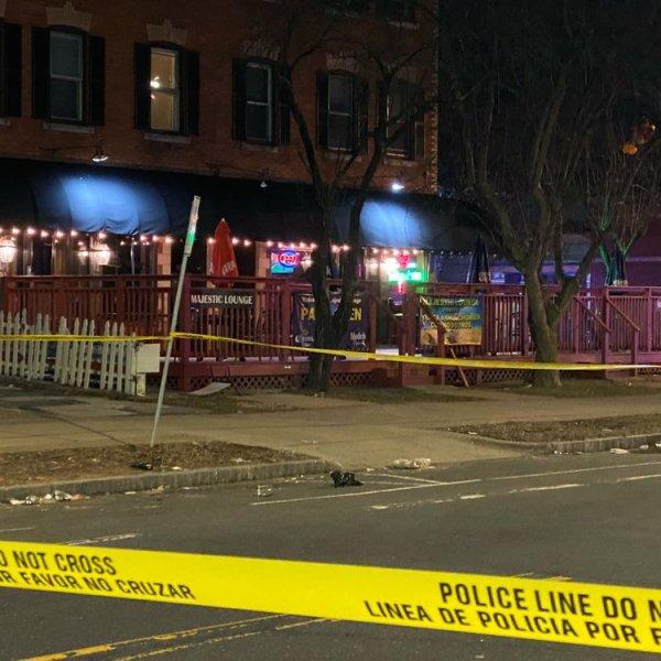 Hartford Connecticut shooting