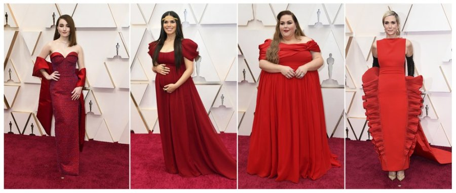 Oscars fashion 2020