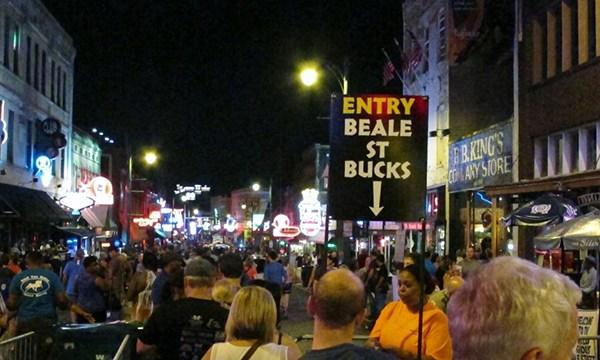 Beale Street Memphis generic