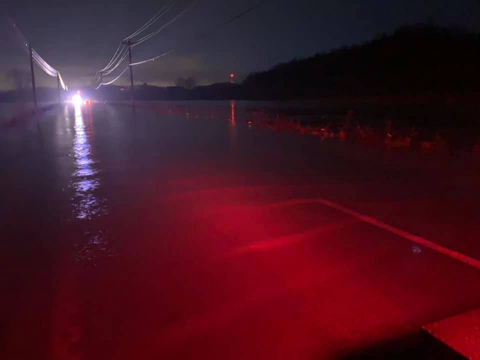 Overton County flooding