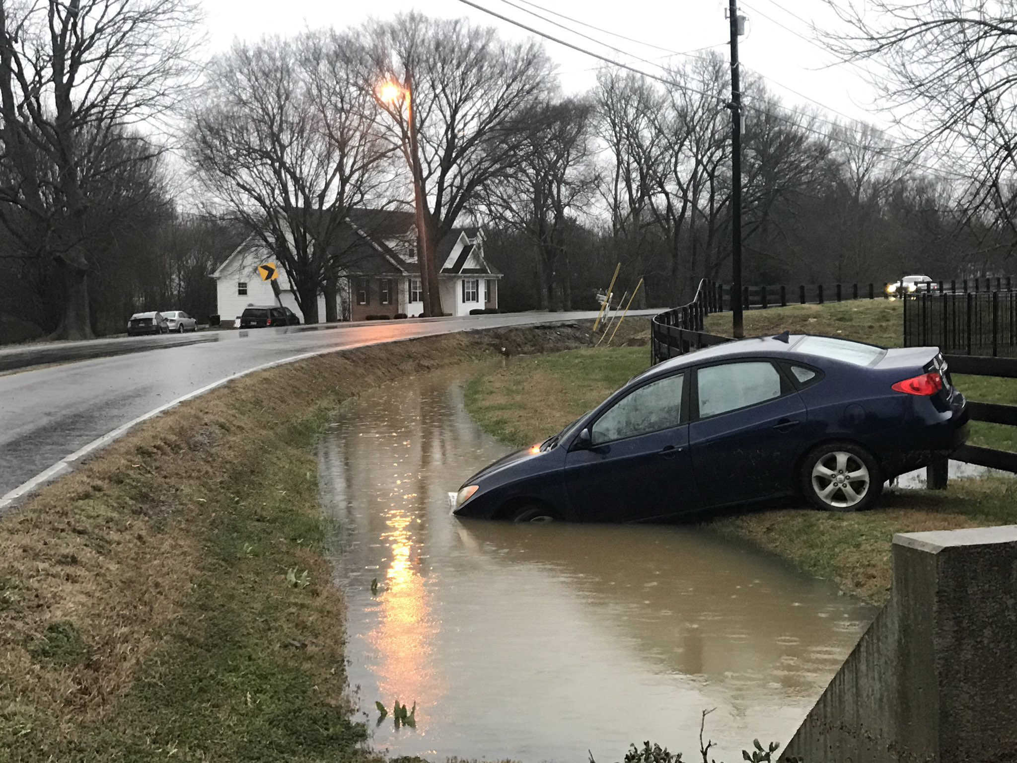 Rutherford County flooding