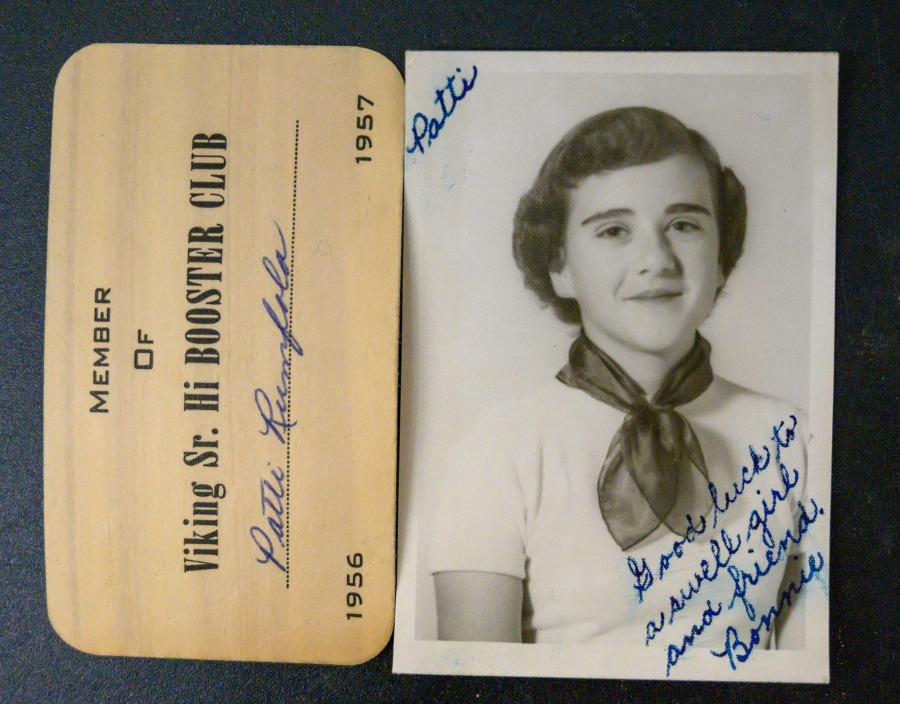 lost purse from 1957