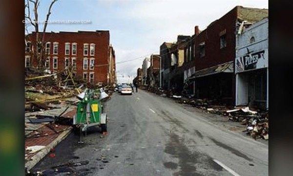 Clarksville Tornado
