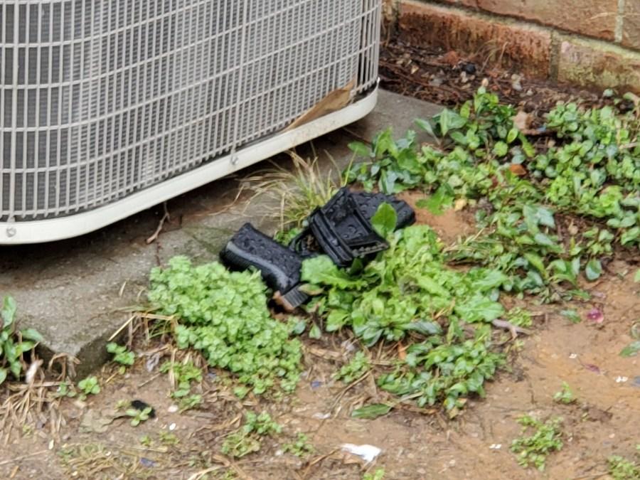 Monaco Drive nuisance house gun