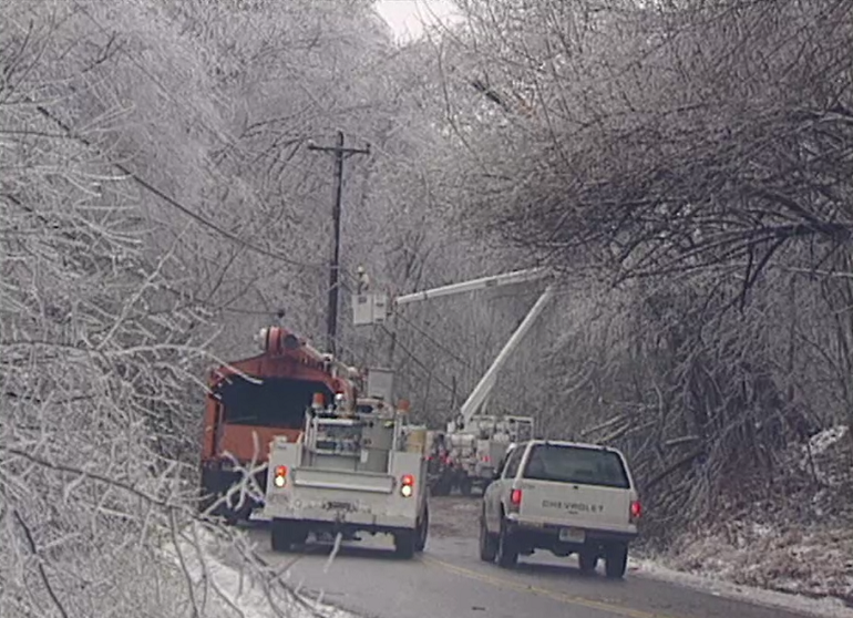 The Ice Storm of 1994…Do you remember going without ...