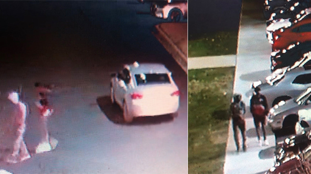 Clarksville pizza delivery suspects