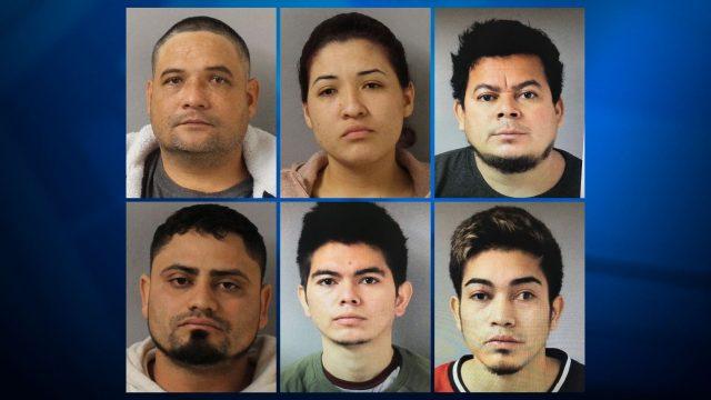 Drug Trafficking Arrests - 02/21/2020