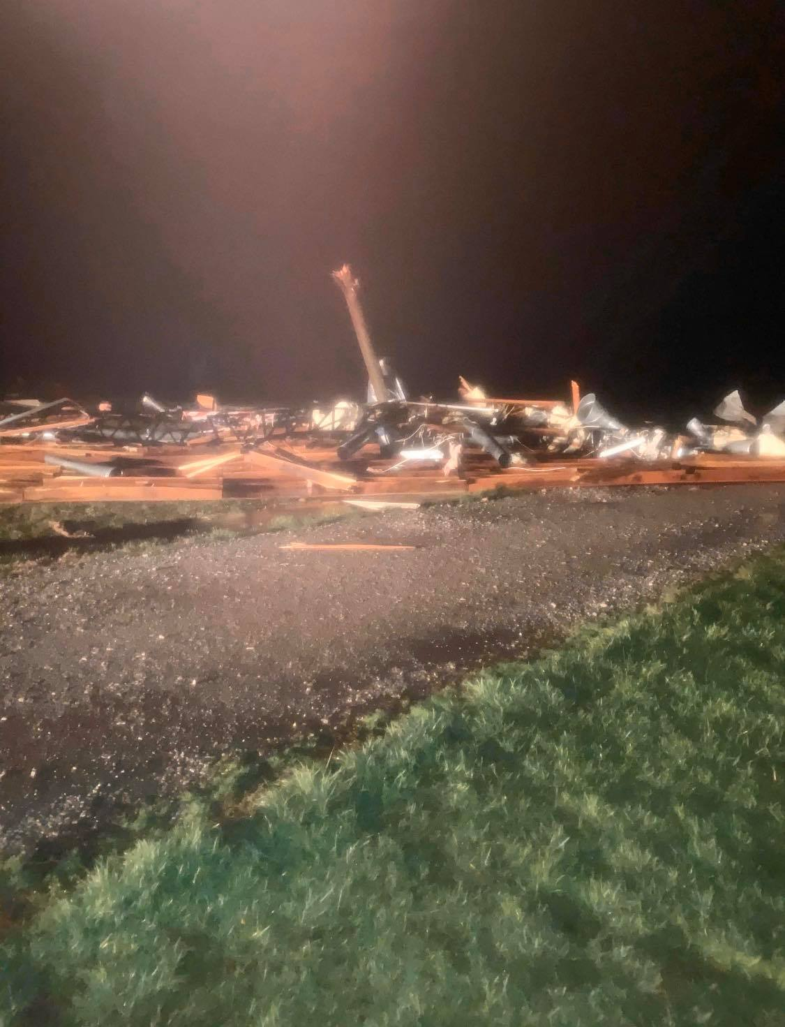 Lawrence County damage 2-5