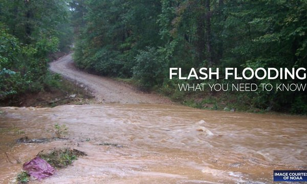Flash Flooding: What You Need to Know