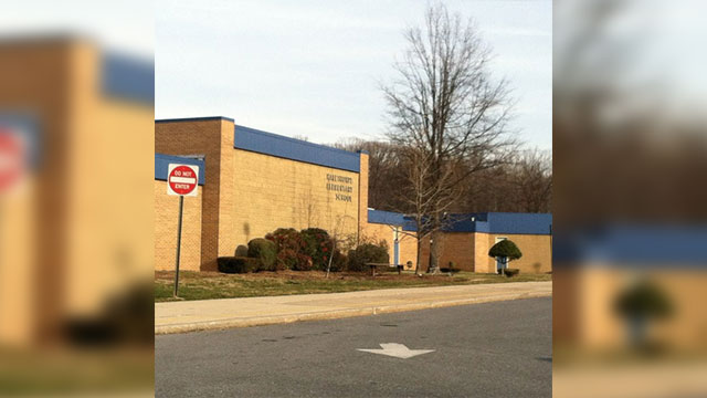 Halethorpe Elementary School in Maryland