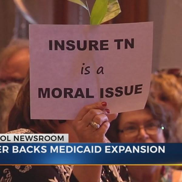 lawmaker backs Medicaid expansion