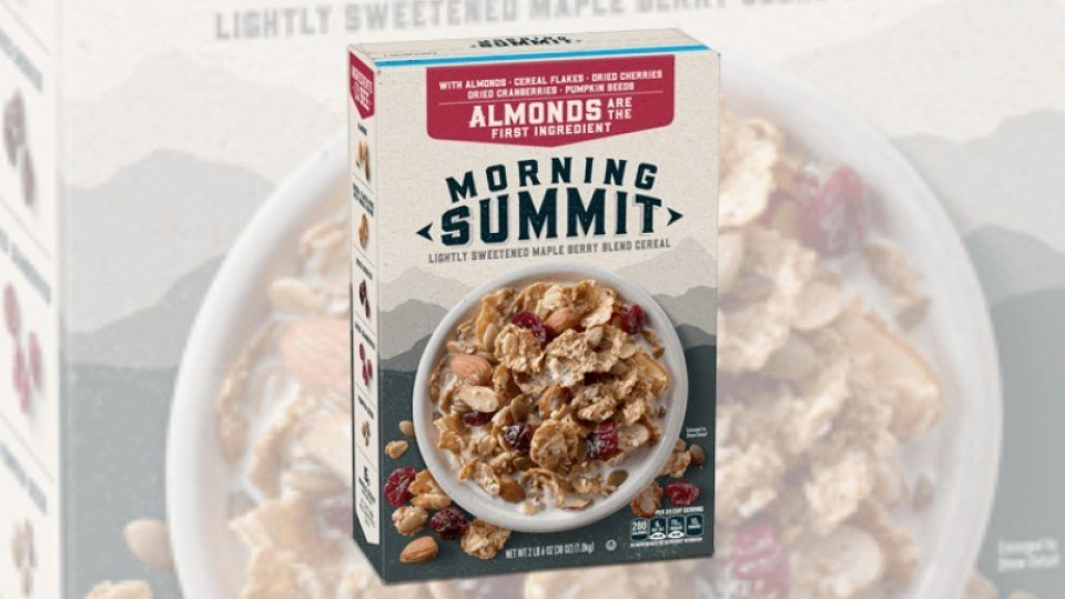 Morning Summit Cereal
