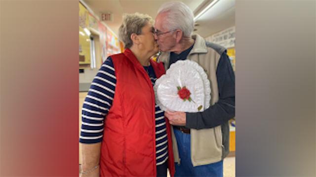 Arkansas couple Valentine