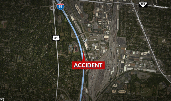 I-65 at Kenilwood Drive Accident - 021520