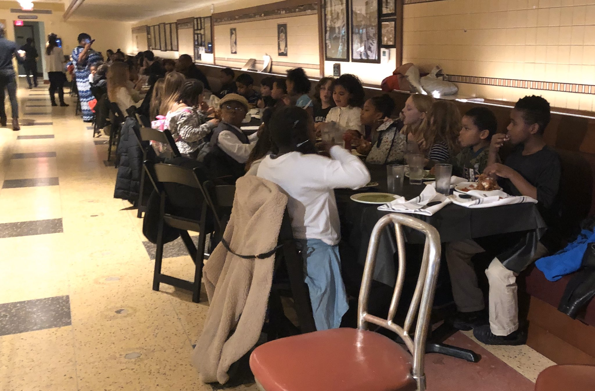 Explore! Community School students experience Nashville's Civil Rights history