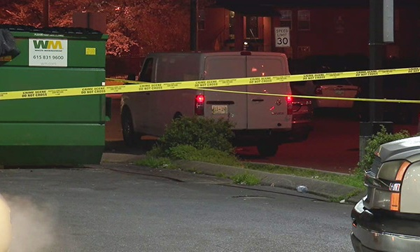 Dickerson Pike fatal shooting
