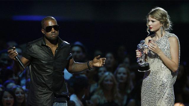 Taylor Swift Kanye West