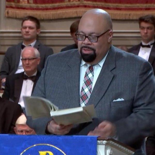 Pastor Tim Russell