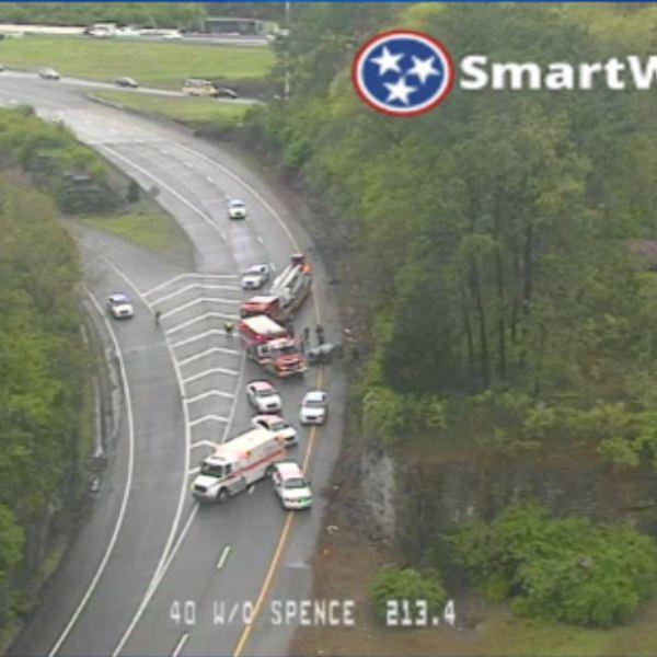 I-40 fatal crash