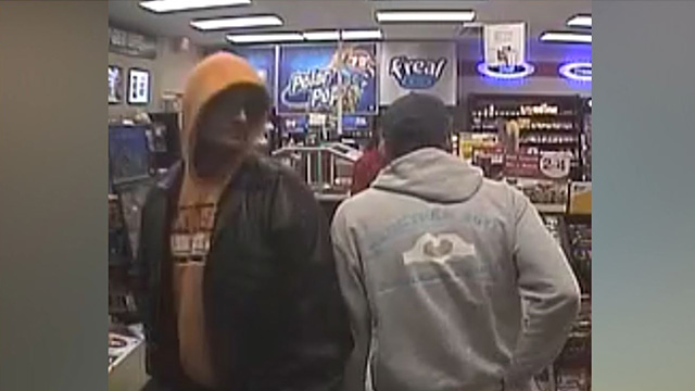 Circle K candy beer robbery