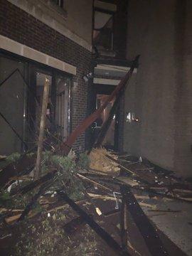 Germantown storm damage