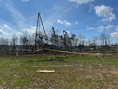 Putnam County Storm Damage - 3/3/2020
