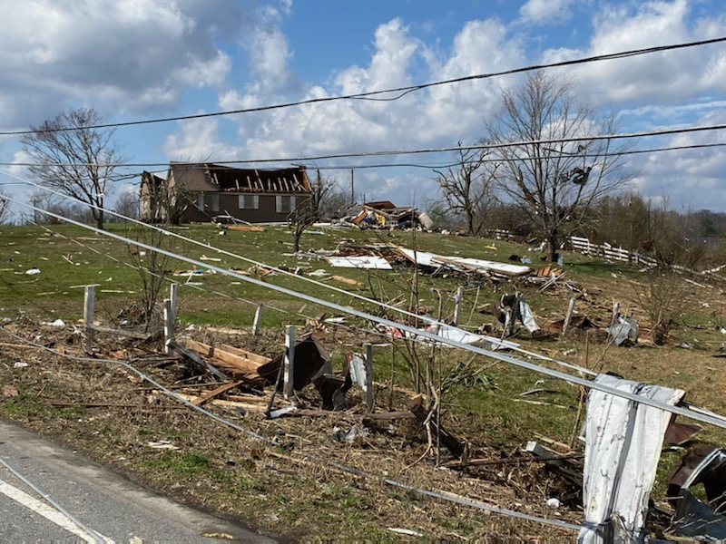 Putnam County Storm Damage - 3/3/2020