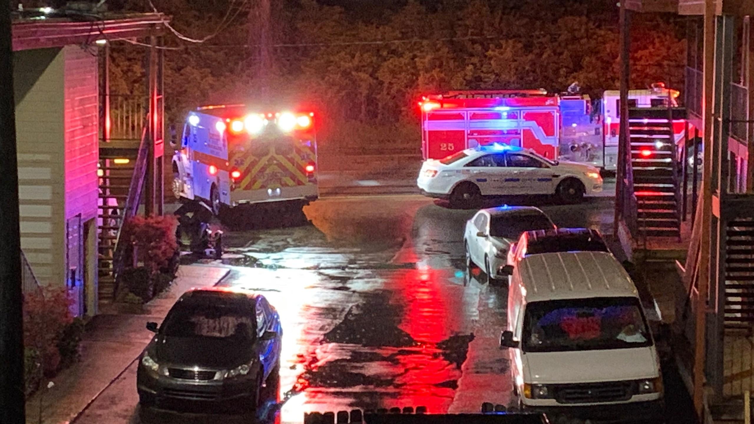 Brick Church Pike fatal shooting