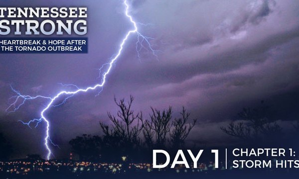 Tennessee Strong - Day 1, Chapter 1