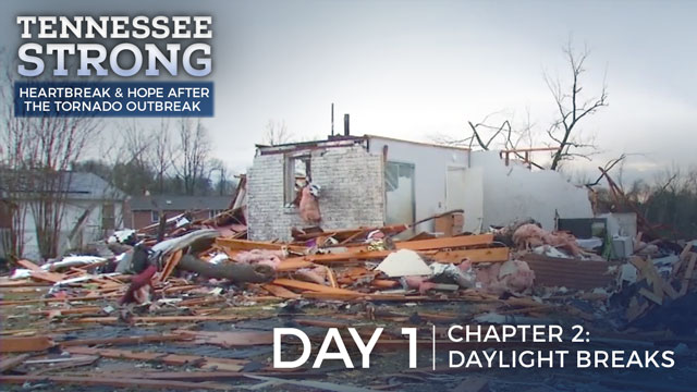 Tennessee Strong - Day 1, Chapter 2