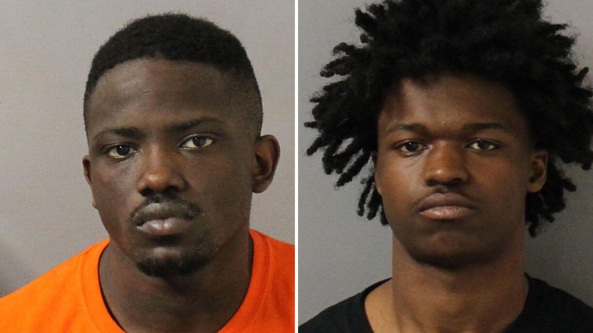 Gun Drug Chase Arrest Suspects - 3/26/2020