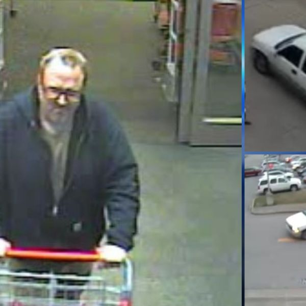 Franklin Theft Suspect - 3/2/20