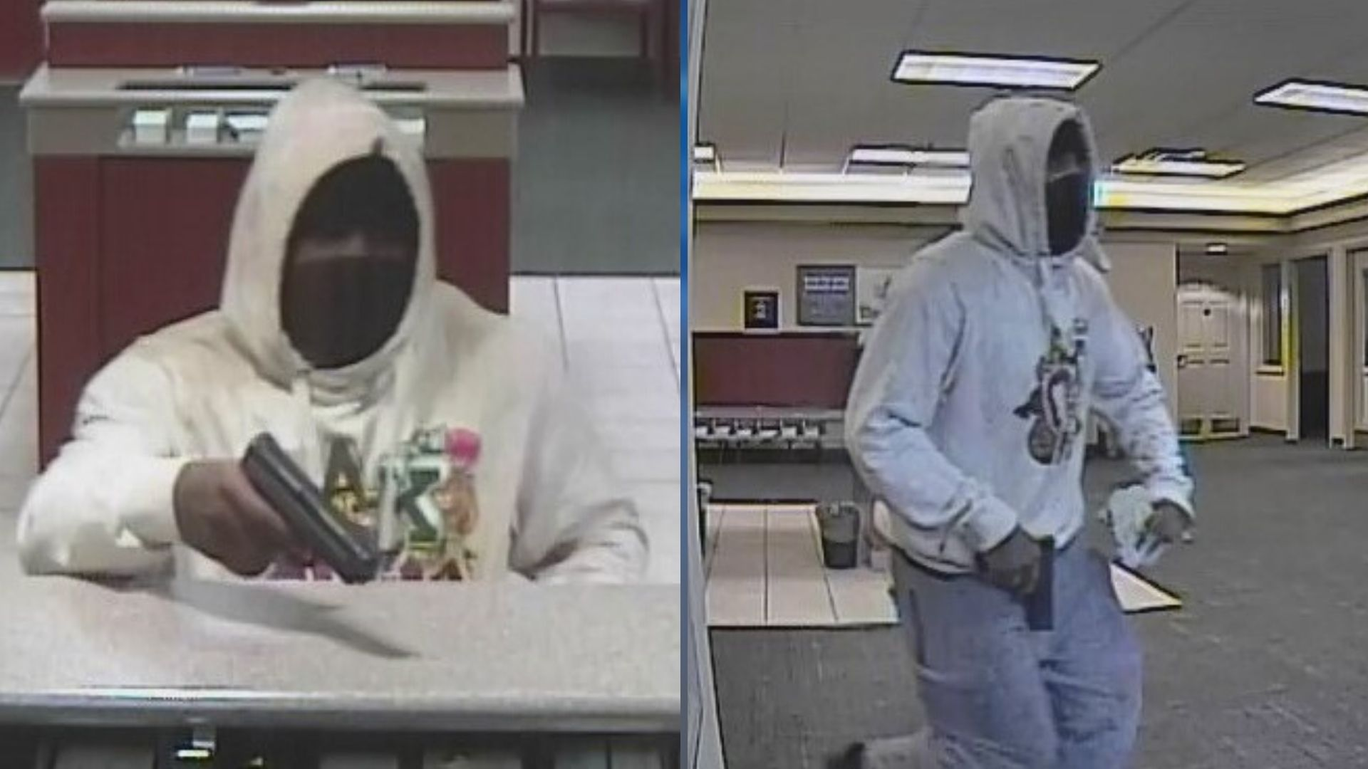 Hermitage Bank Robbery Suspect - 3/2/2020