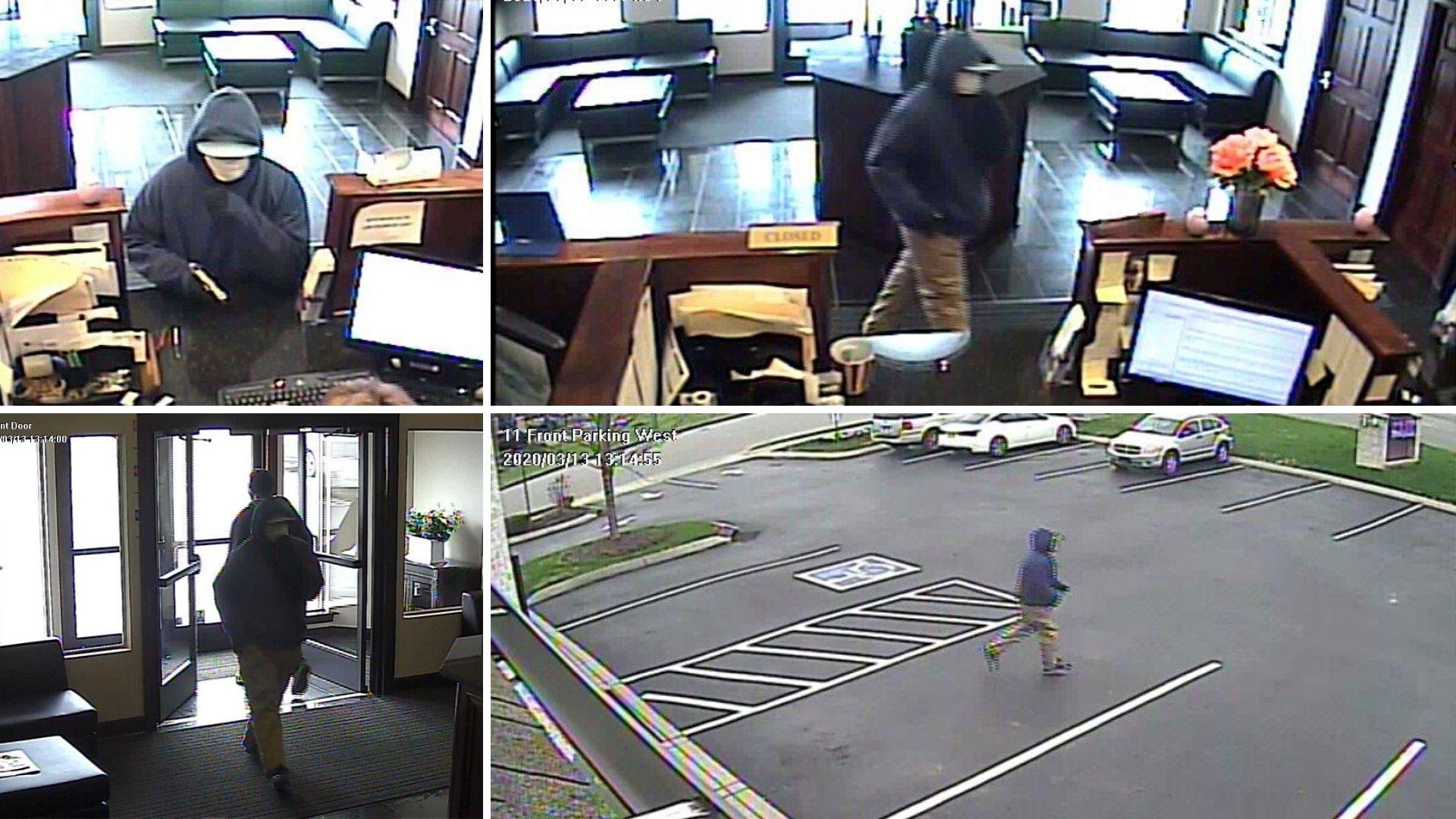 Hermitage Robbery Suspect - 3/13/20