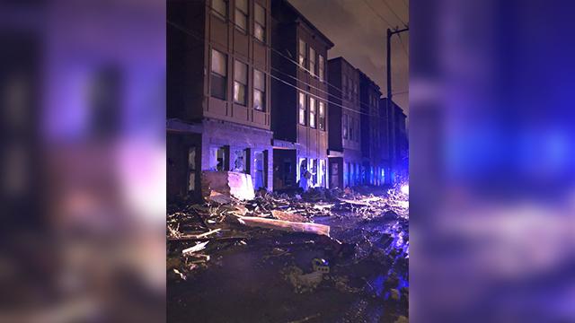 Germantown Damage - 3/3/2020
