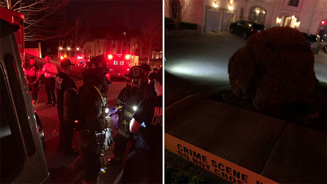 Brentwood Suspicious Package - 3/19/2020