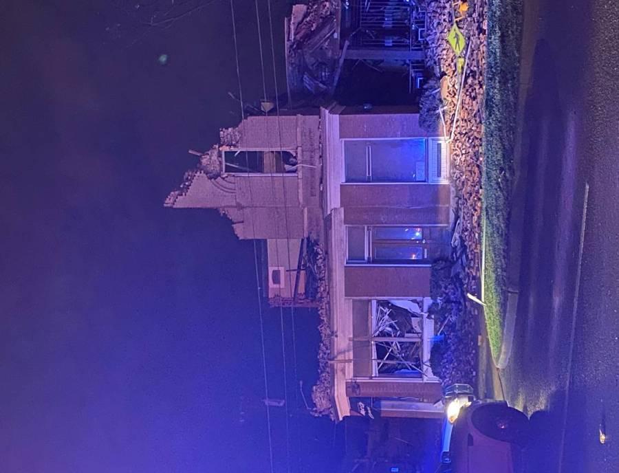 Germantown damage