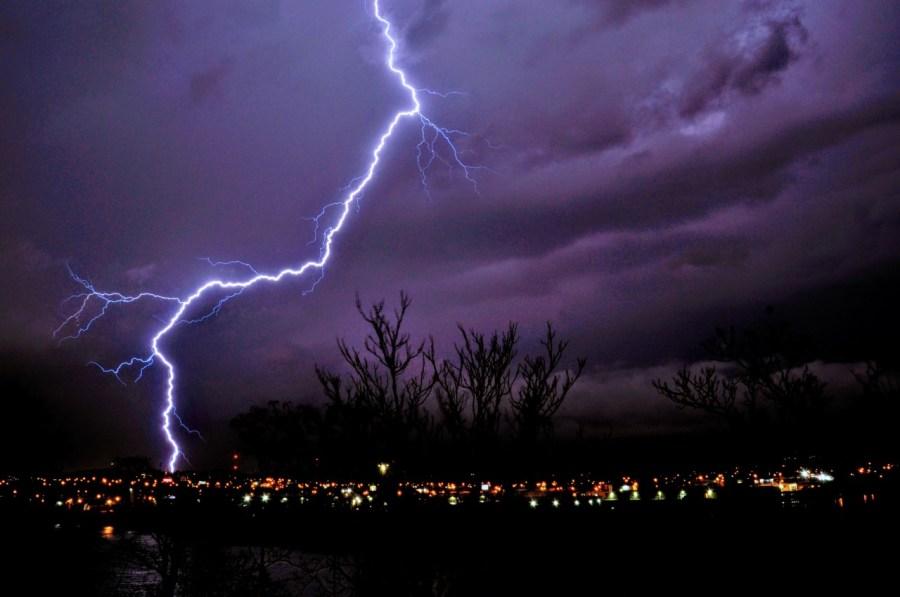 Germantown lightning