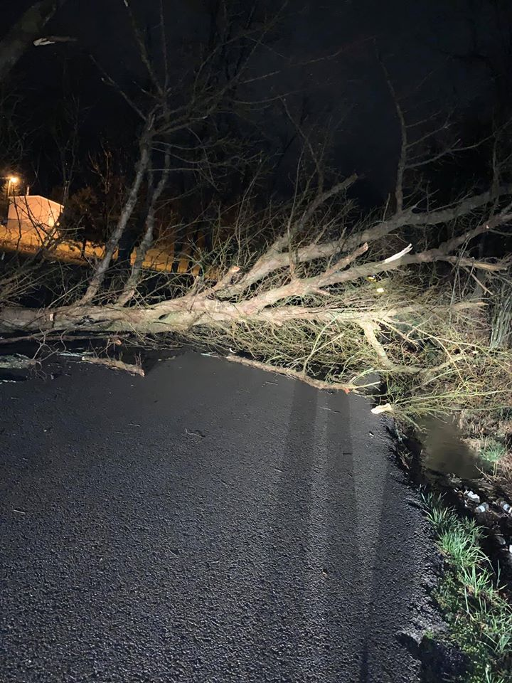 South Old Madisonville Road in Crofton (Courtesy: Faith Chapel)