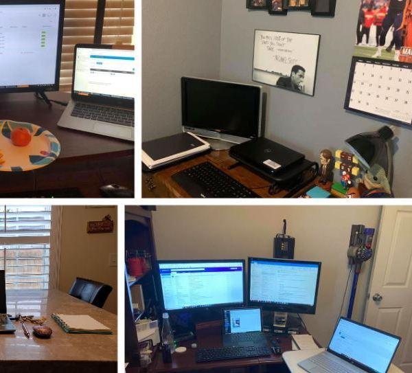 work from home desks