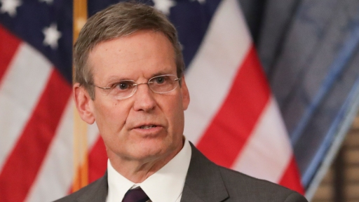 Tenn. Gov. Bill Lee Signs Proclamation Making Oct. 11 a Day of Day of Prayer, Humility, and Fasting