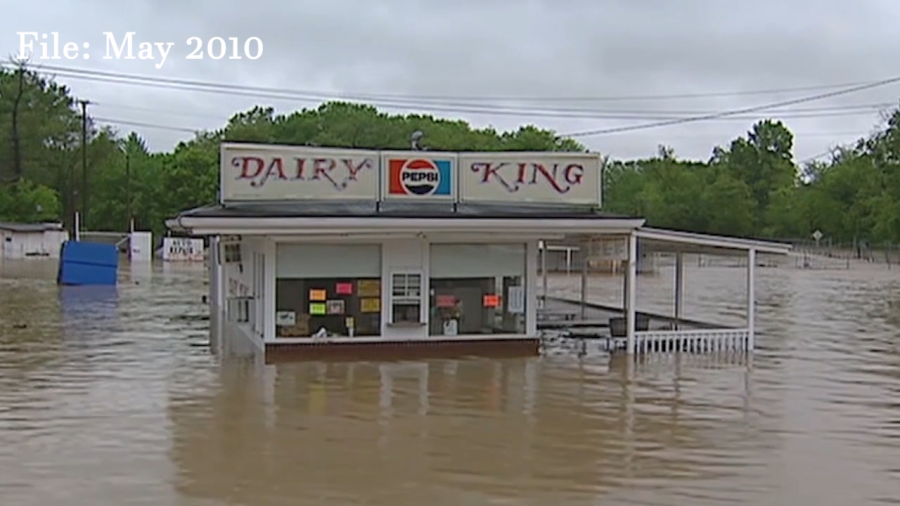 Flooded Dairy King