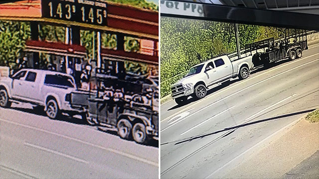Hit and Run Pedestrian Suspect - 4/15/2020