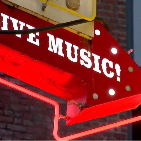 live music Broadway generic