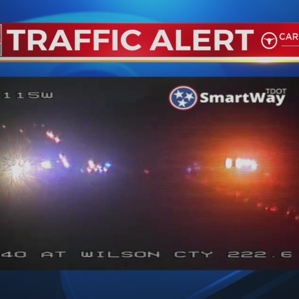 Fatal crash closes I-40