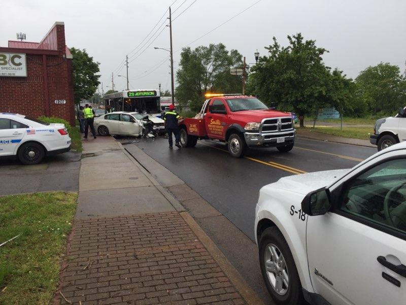 Jefferson Street WeGo crash